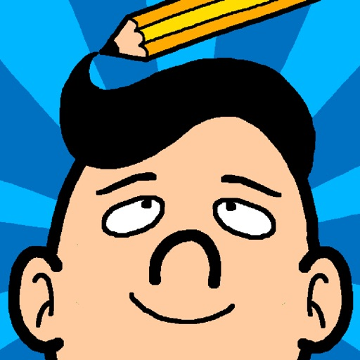 Just Draw - Drawing Puzzles free software for iPhone and iPad