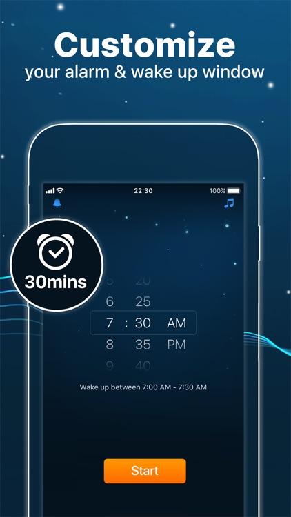 Sleep Cycle: smart alarm clock screenshot-0