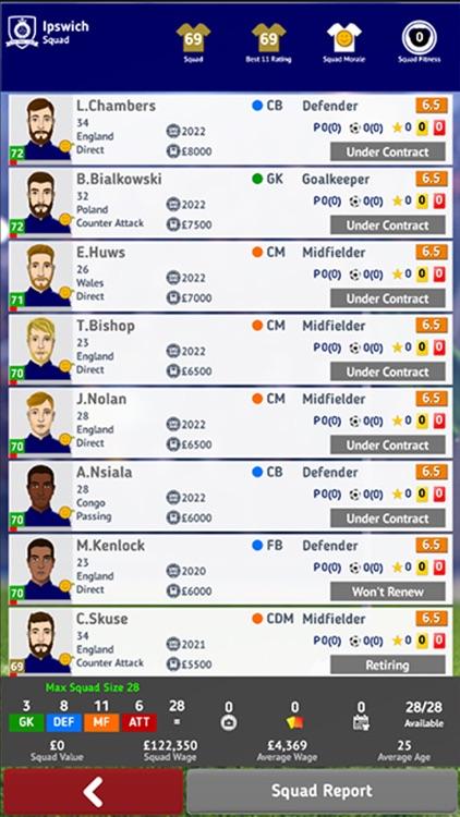 Club Soccer Director 2021 screenshot-4