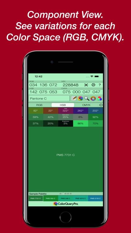 ColorQueryPro screenshot-4