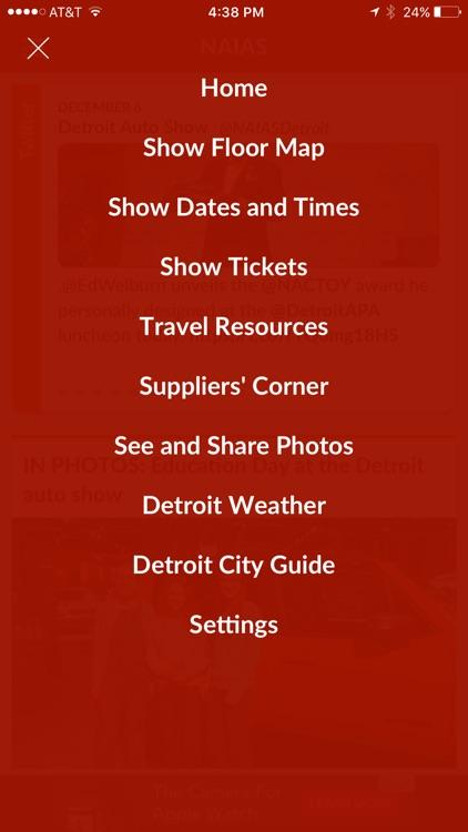 Detroit Auto Show - NAIAS