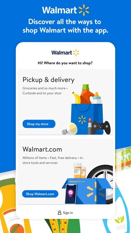 Walmart - Shopping & Grocery screenshot-3