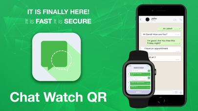 ChatWatch For WhatsApp QR Scan iphone ekran görüntüleri