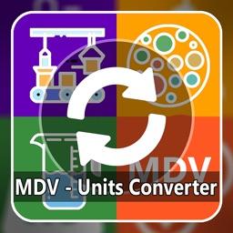 MDV - Units Converter