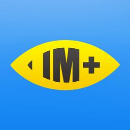 Ícone do app IM+ Pro Social Aggregator
