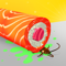 App Icon for Sushi Roll 3D - ASMR Food Game App in United States App Store