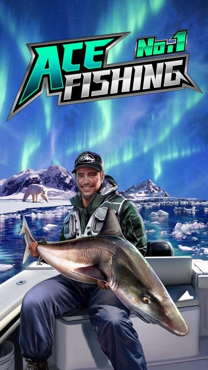 Ace Fishing: Wild Catch screenshot-0