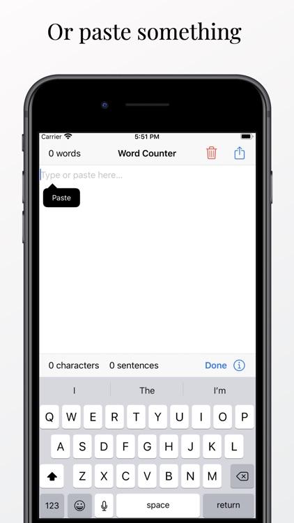 Word Counter Tool screenshot-3