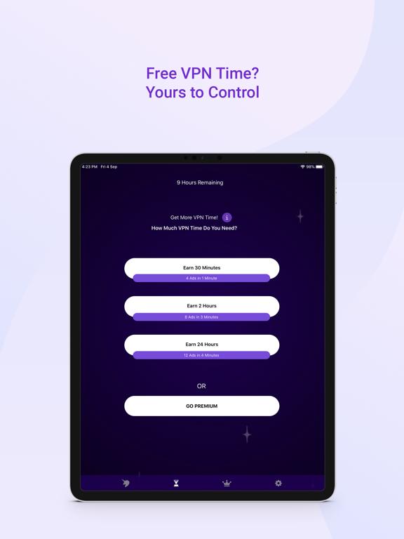 iPad Image of Free VPN by Free VPN .org™