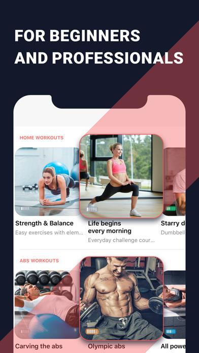 Workout - HIIT training & WODのおすすめ画像2
