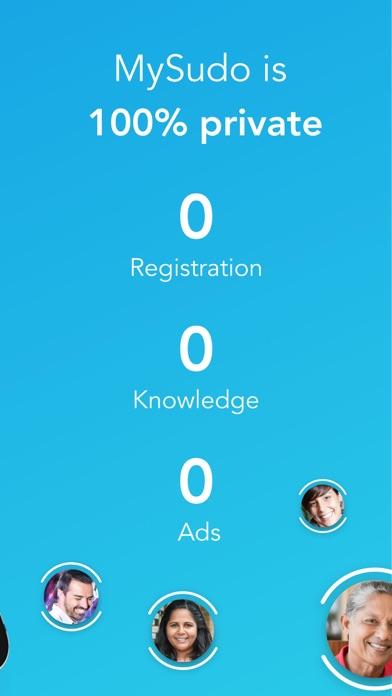 MySudo Screenshot