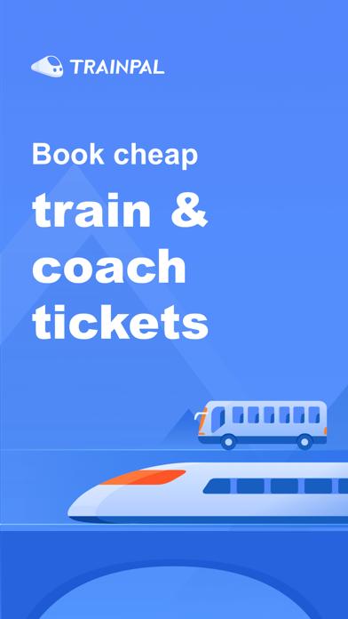 TrainPal - Buy Train Tickets screenshot one