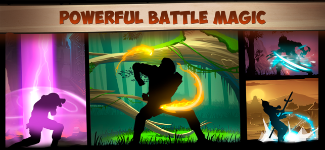 ‎Shadow Fight 2 Screenshot