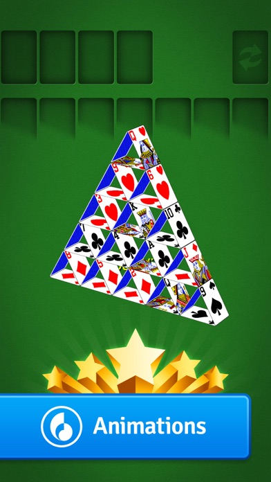 Solitaire by MobilityWare Screenshots