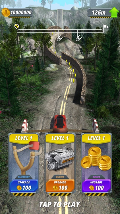 Slingshot Stunt Driver & Sport screenshot-5
