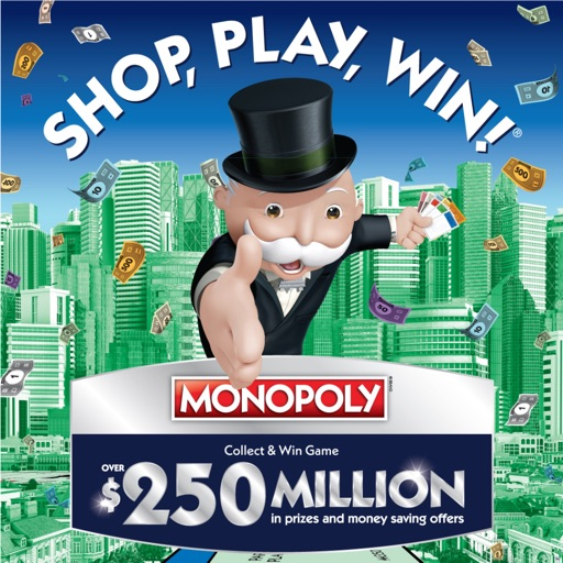 Shop, Play, Win!® MONOPOLY download