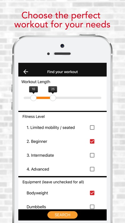 HASfit: Home Workout Routines screenshot-4