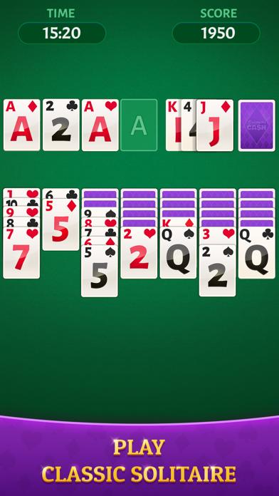 Solitaire Cash screenshot 6