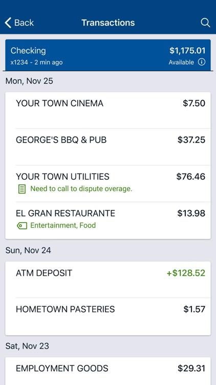 IFB Mobile Banking screenshot-6
