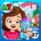 App Icon for My Town : ICEE™ Amusement Park App in Peru IOS App Store