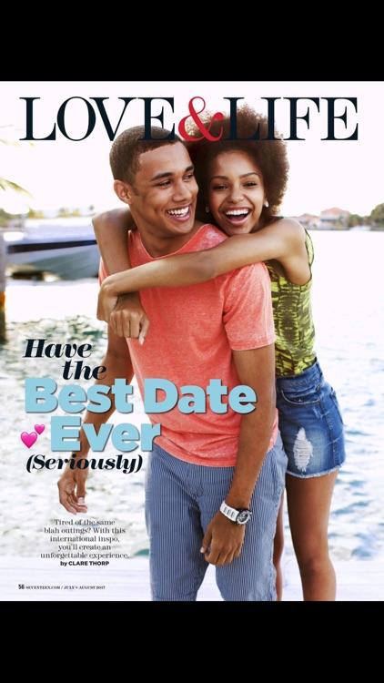 Seventeen Magazine US screenshot-4