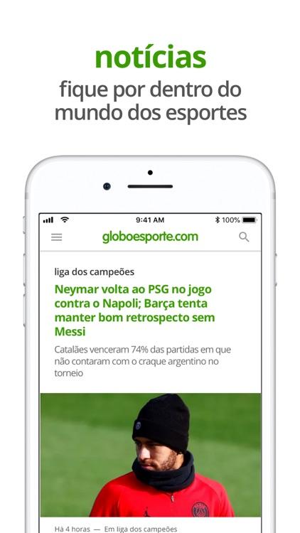globoesporte - vídeos e jogos screenshot-4