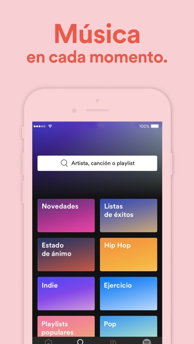 download Spotify: música y podcasts apps 5
