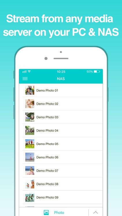 Nero Streaming Player screenshot-3