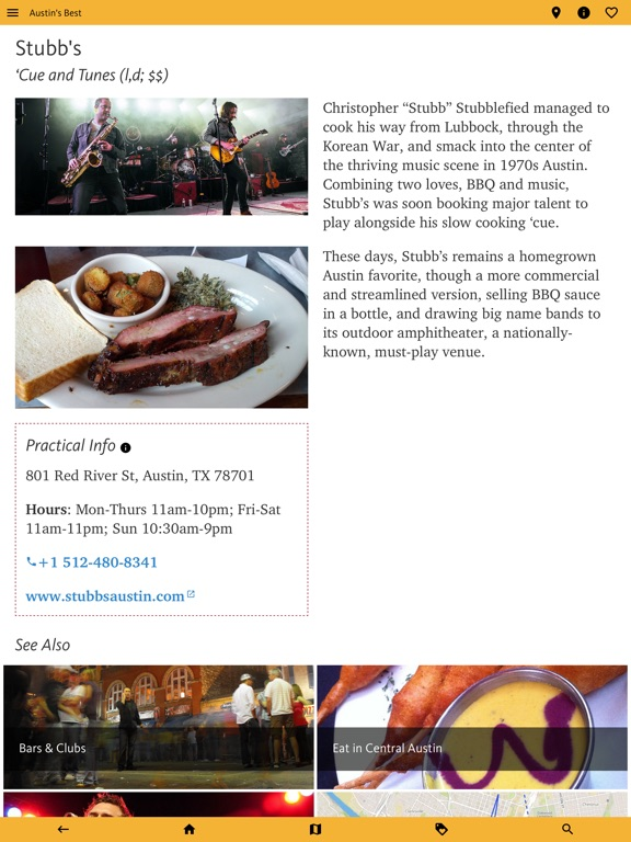 Austin's Best: TX Travel Guide screenshot 20