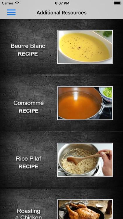 CIA Cooking Methods Volume 1 screenshot-6
