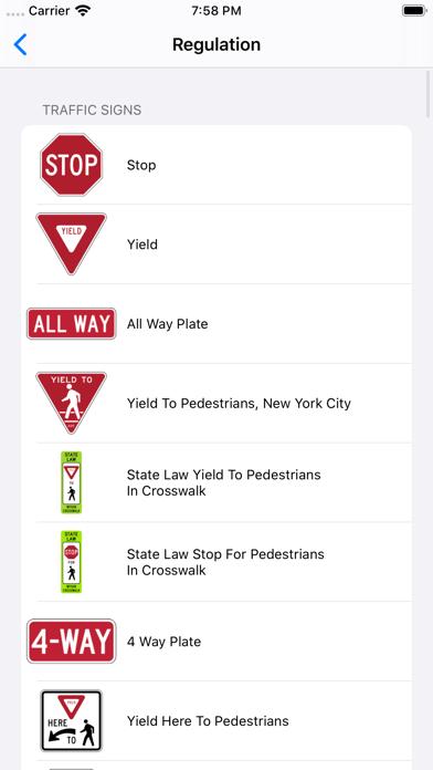 DMV Driving License Test 2020 screenshot 7