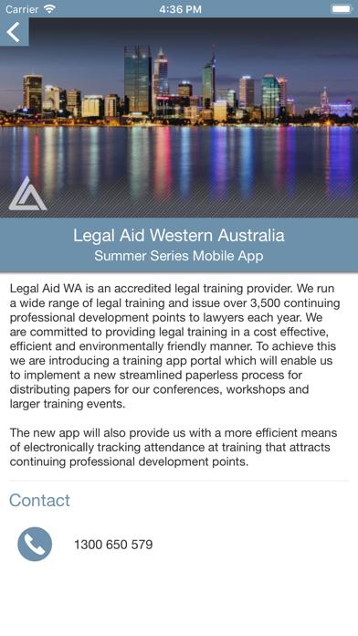 点击获取Legal Aid WA