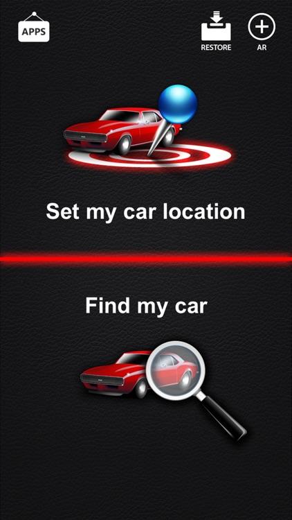 Find My Car screenshot-4