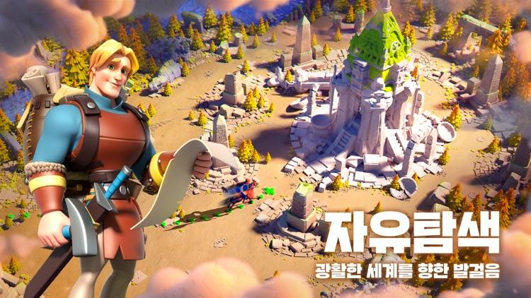 라이즈 오브 킹덤즈 screenshot-3