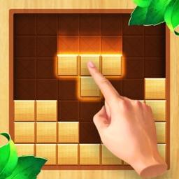 Wood Block Puzzle Games 2020