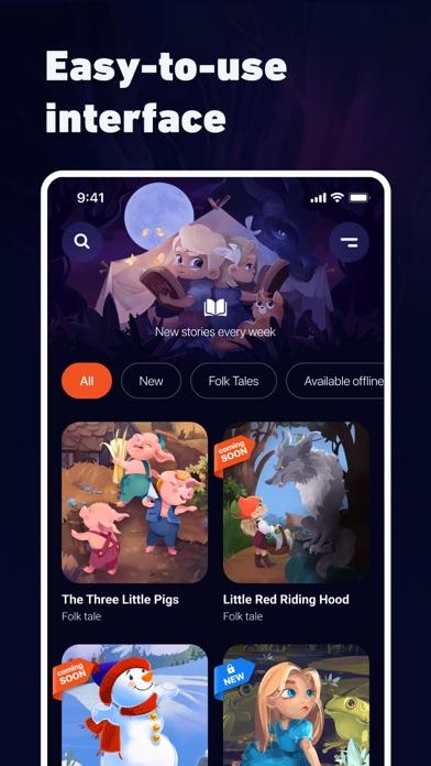 Fairy: Audio Bedtime StoriesScreenshot of 5