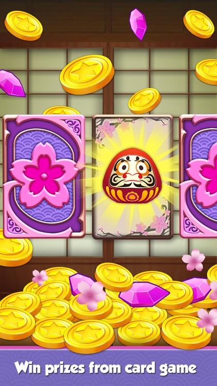 Coin Mania: Ninja Sakura Dozer screenshot-3