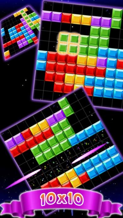 block puzzle elimination game screenshot one