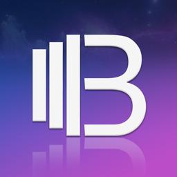 Ícone do app Blink Keyboard-one-hand, fast