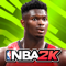 App Icon for NBA 2K Mobile Basketball App in Slovenia IOS App Store