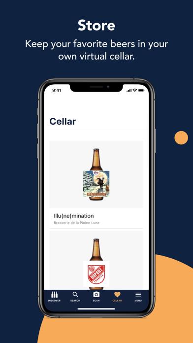messages.download Biernard - Beer Explorer software