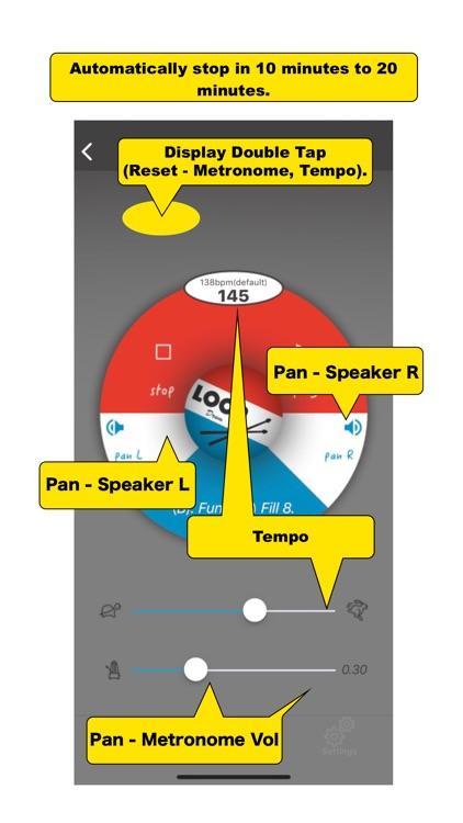 Drum Machine Loops - Loop Drum screenshot-6