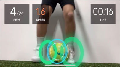 DribbleUp Soccer Screenshot