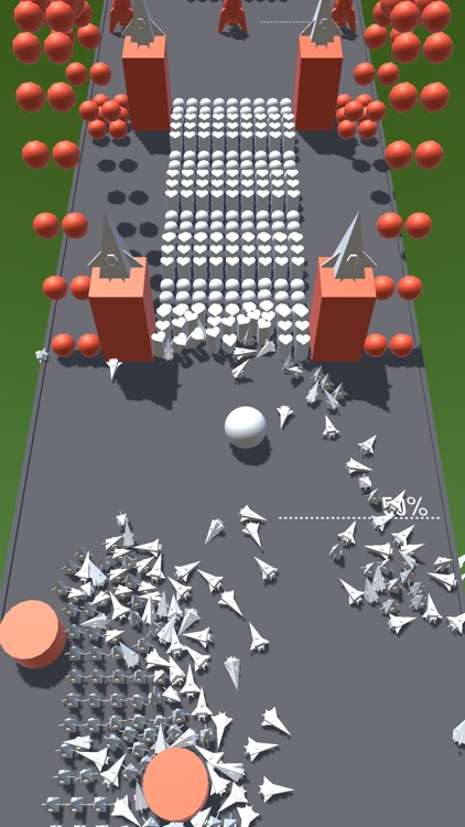 Ball Bump 3D - Rush Color Ball
