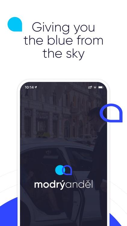 Modrý anděl - Víc než TAXI screenshot-3