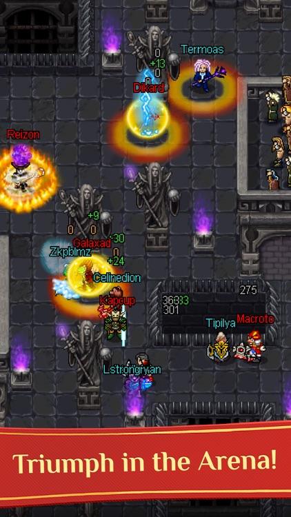 Warspear Online screenshot-6