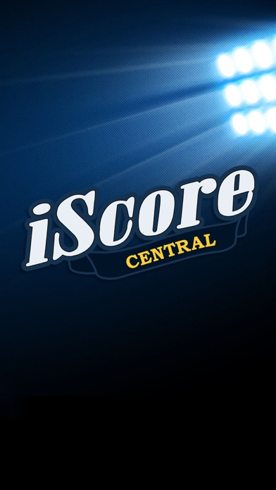 iScore Central Game Viewer Screenshot