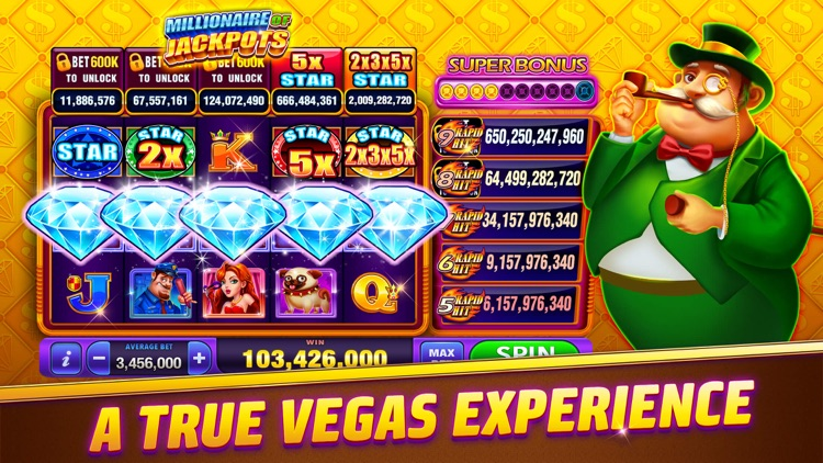 Double Hit Casino: Vegas Slots screenshot-3