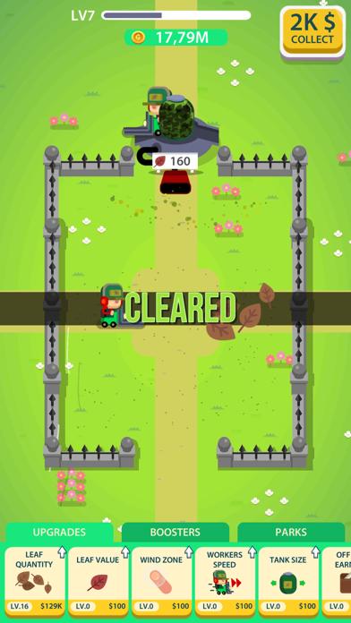 Leaf Factory Idle screenshot 4