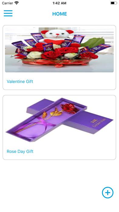 Recieved Gifts screenshot #2